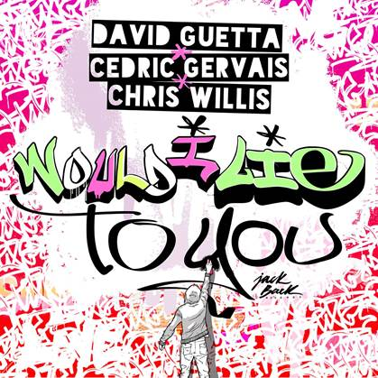 DAVID GUETTA'S NEW SINGLE IS A SURPRISING RETURN TODISCO
