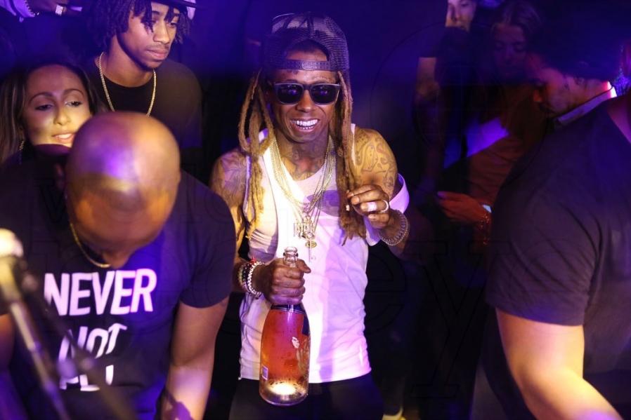 Lil Wayne's Birthday Celebration with Snoop Dogg, Mack Maine, & Bill Bellamy at STORY |#iRockParties