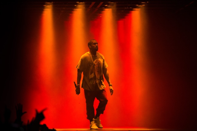 Kanye West performs at the 2016 The Meadows Music and Arts Festivals at Citi Field on Sunday, Oct. 2, 2016, in Flushing, New York. (Photo by Scott Roth/Invision/AP)