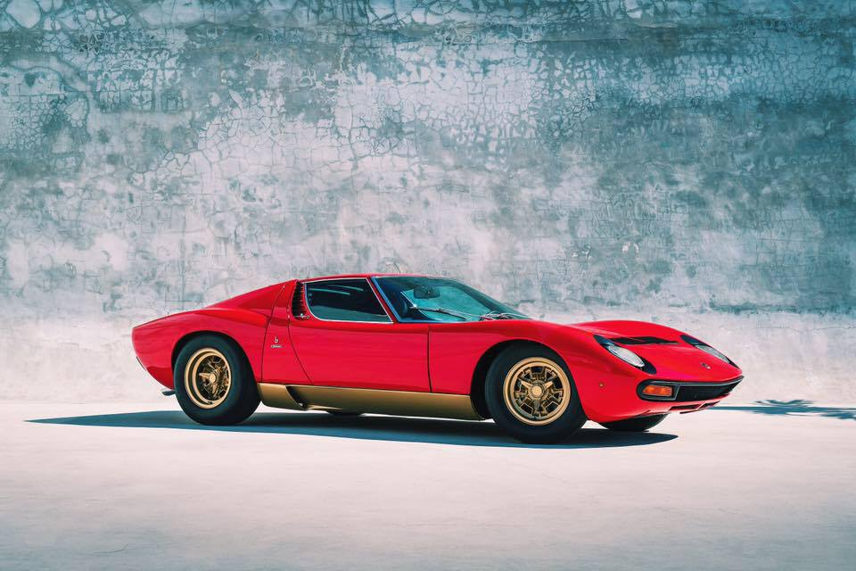 Curated The Story Of A 1972 Lamborghini Miura Sv Part 1