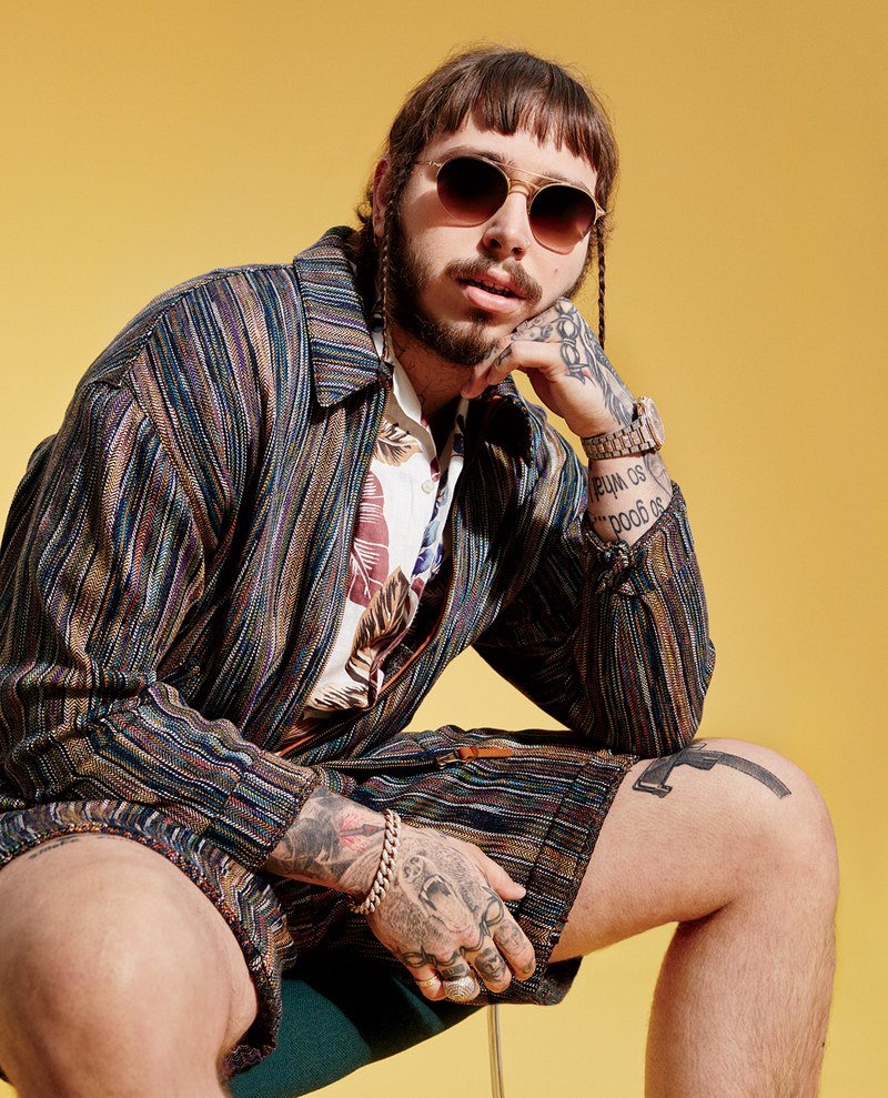 Post Malone 21 Savage: Post Malone & 21 Savage Earn First Hot 100 No. 1 With