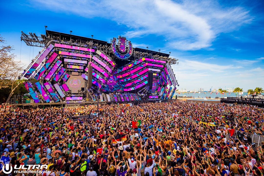 Ultra Miami Announces 2018 Phase 1 Lineup: The Chainsmokers, Steve Aoki, Azealia Banks & More | #iRockParties