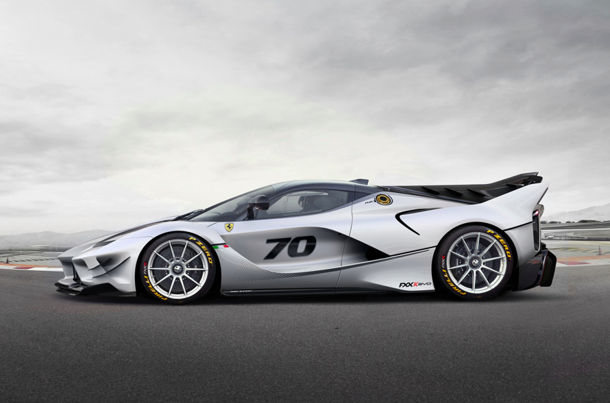 a ferrari fxx k evo is up for sale one of the last you ll be able to find irockparties. Black Bedroom Furniture Sets. Home Design Ideas