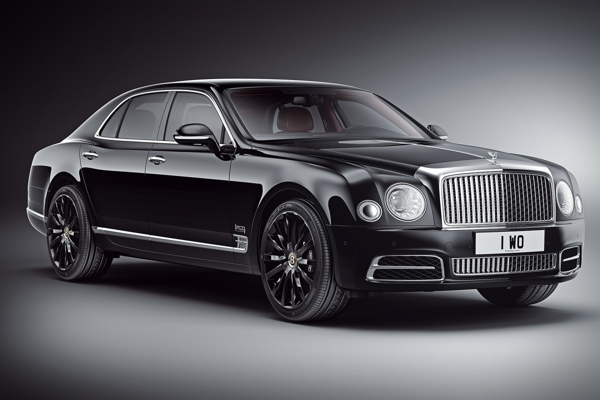 BENTLEY MULSANNE W.O. EDITION SEDAN | #iROCKPARTIES