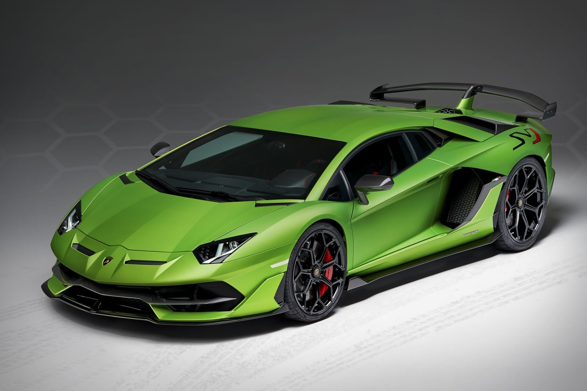 LAMBORGHINI AVENTADOR SVJ COUPE | #iRockParties